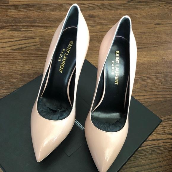 e8ddfbbe17463 Saint Laurent Shoes | Authentic Janis Pumps | Poshmark